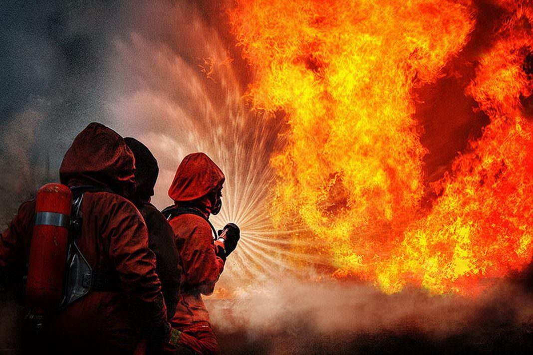 Зарплата пожарника в россии