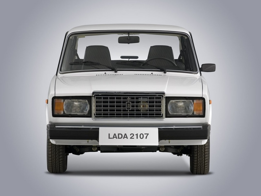 Лада-2107