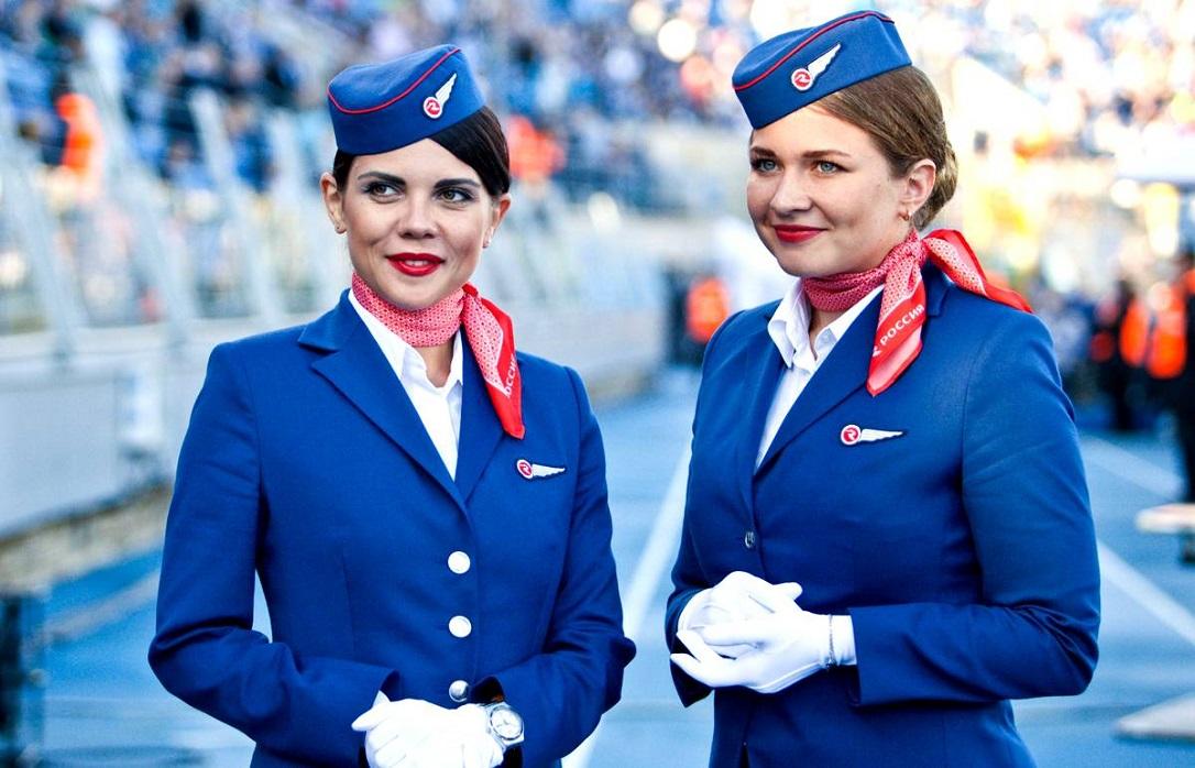 Потенциальные стюардессы