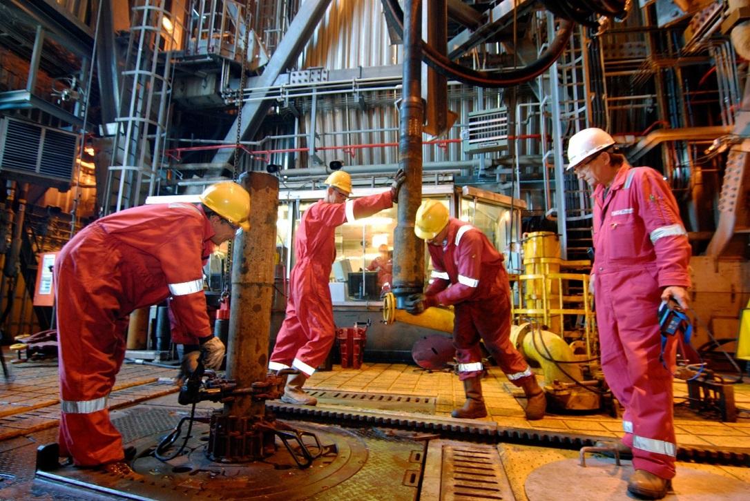 Работники газо- и нефтедобывающей отраслей