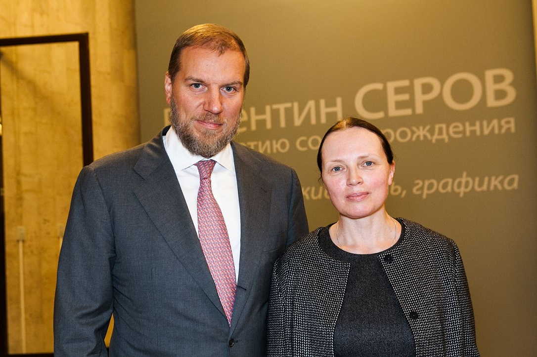 Жена Дарья Алексея Ананьева