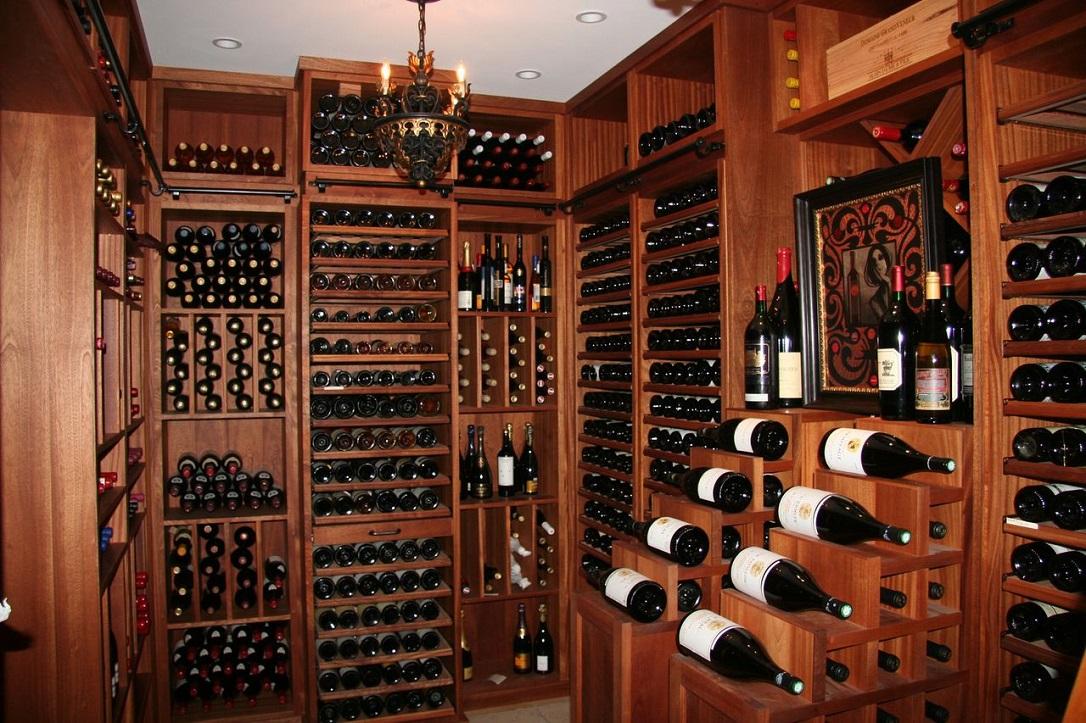 Коллекционирование вин