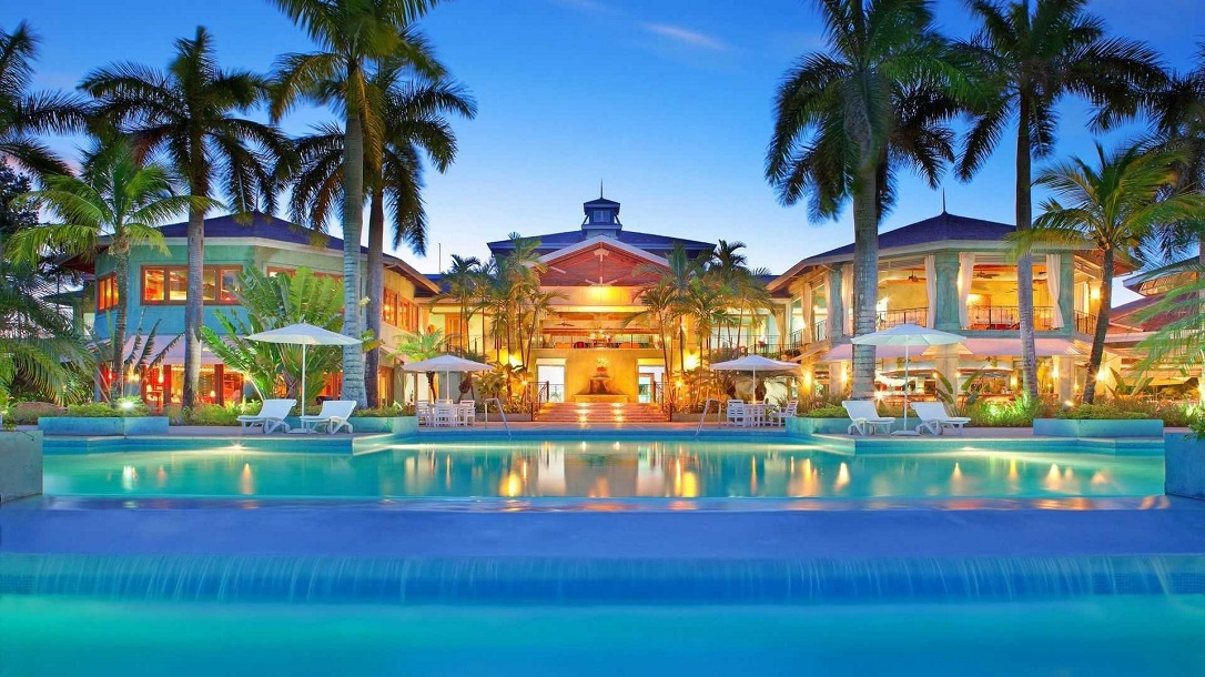 Роскошный курорт