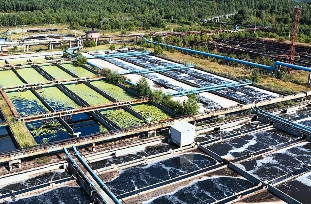 Система 100% очистки сточных вод