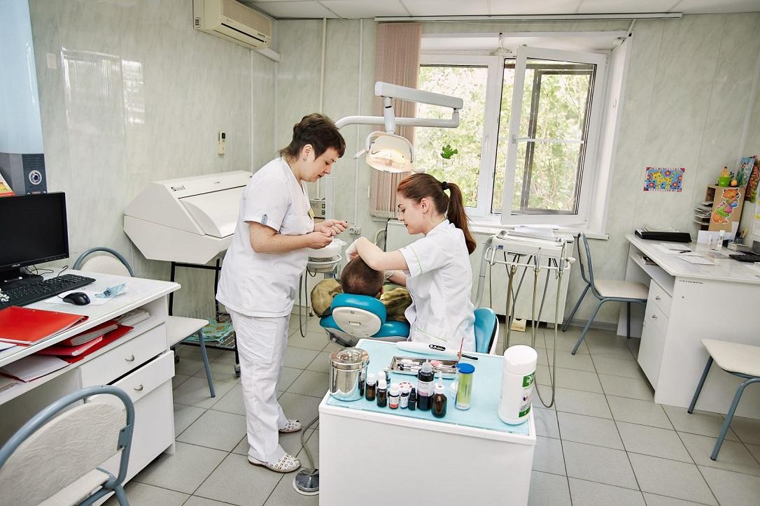 Государственный стоматолог