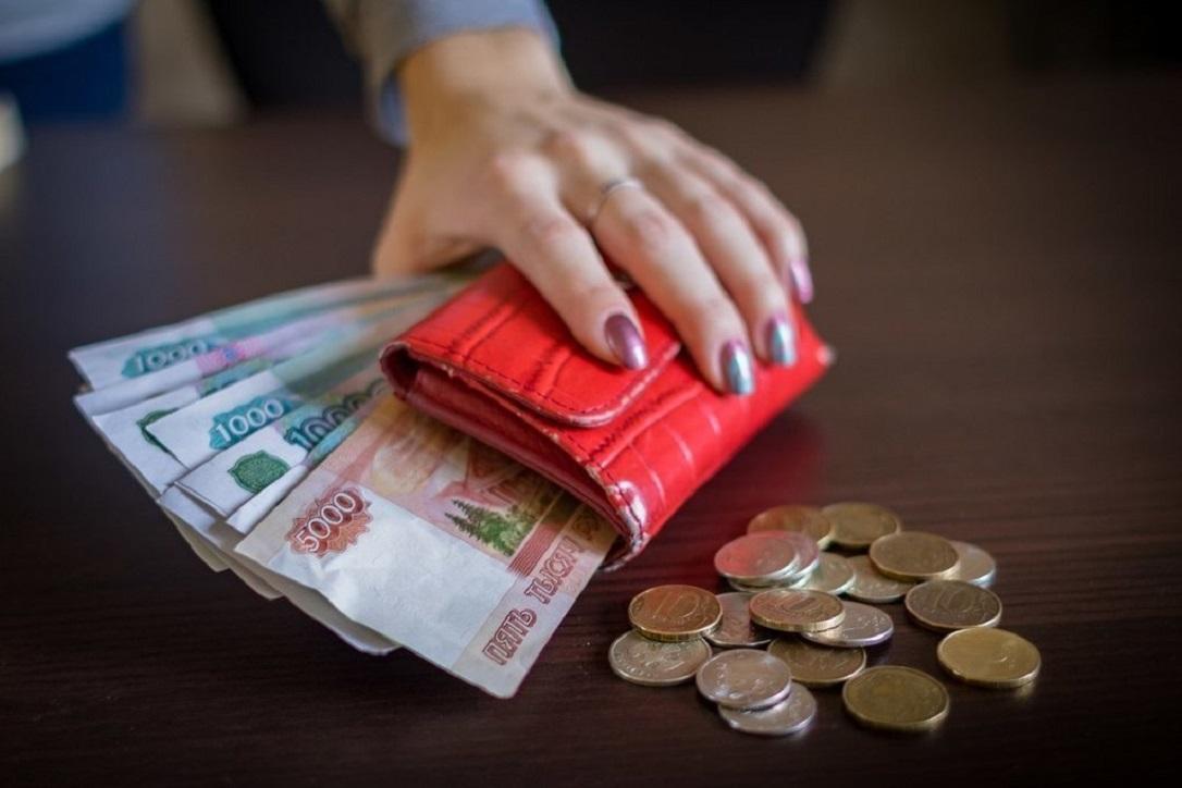 Средняя заработная плата в Санкт-Петербурге