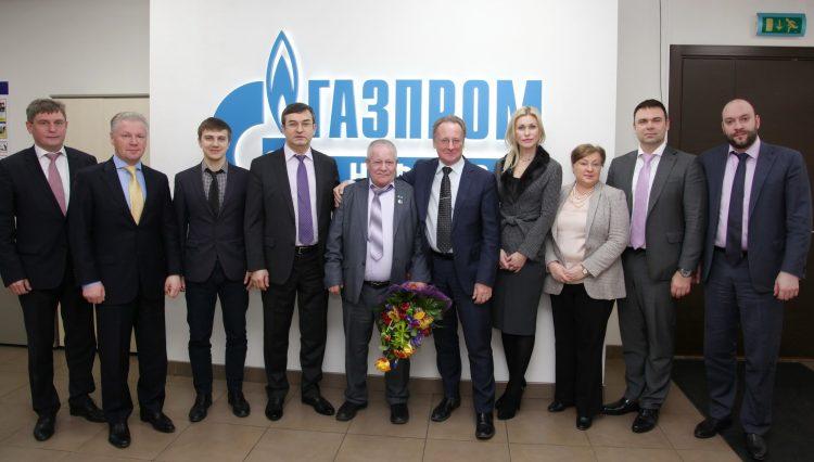 Руководство Газпром
