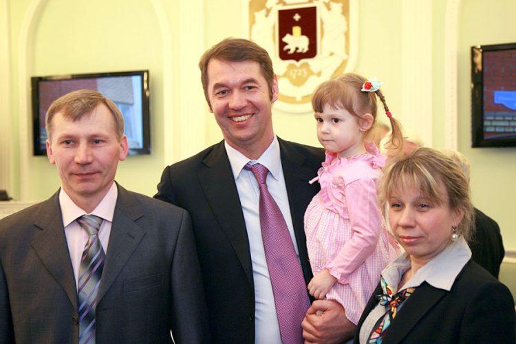 Жена Андрея Равелевича