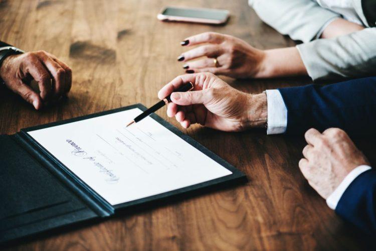 подписание соглашения о слиянии