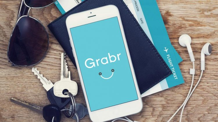 стартап Grabr