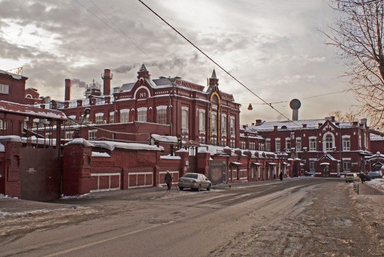 завод Кристалл
