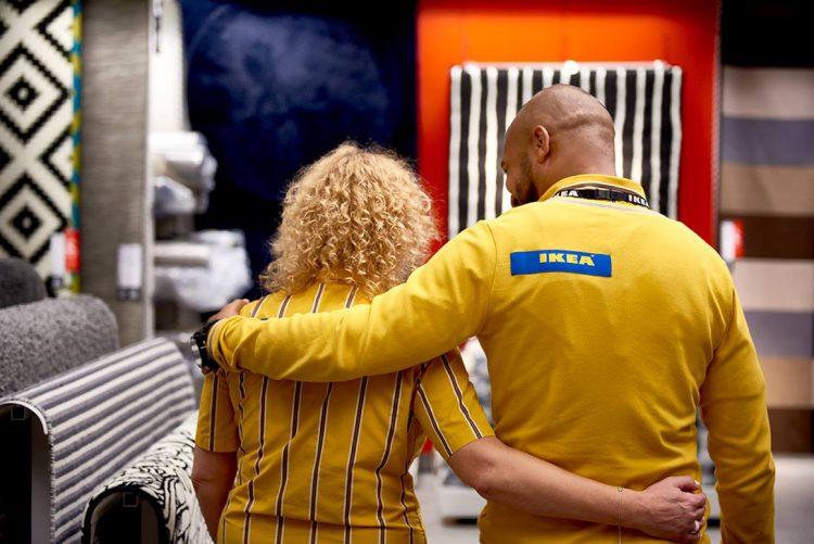 IKEA работа