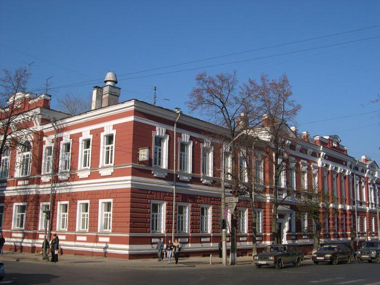 Пермский мединститут