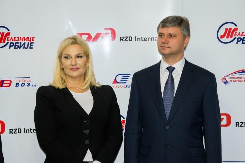 Олег Белозеров и жена